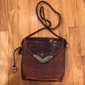 Vintage Brighton woven purse